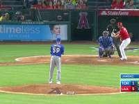 MLB2017赛季常规赛 蓝鸟vs天使 英语全场录播