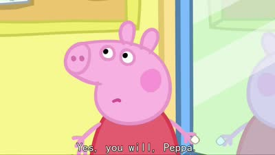 Peppa Pig 1_22 The Tooth Fairy