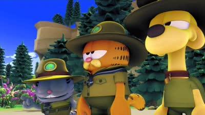 加菲猫的幸福生活 第四季41
