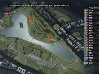 F1澳大利亚站FP2(GPS追踪)全场回顾