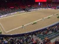 国际马联世界杯盛装舞步2哥德堡站 全场录播