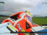 MotoGP阿根廷站正赛 杜卡迪内斗双双出局