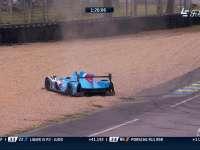 勒芒24小时耐力赛:28号美女车手冲出去了