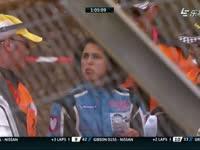 勒芒24小时耐力赛:28号车组美女车手遗憾退赛