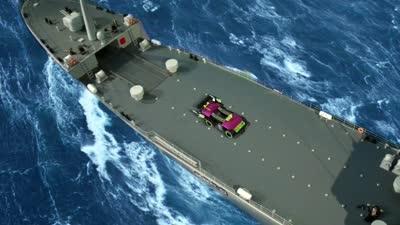 《铠甲勇士酷垒积木大作战2》之黄蜂驹决战黑魔战车