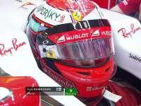 """F1匈牙利站排位赛赛前:梦龙""""赞助""""的莱科宁上工了!"""