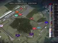 F1匈牙利站排位赛全场回顾(GPS追踪)