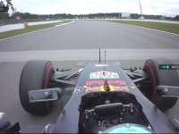 我爱他!F1德国站正赛:里卡多超车后表白古铁雷兹