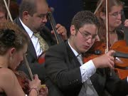 巴伦博伊姆指挥西东合集管弦乐团音乐会
