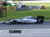 F1马来西亚站FP2:维斯塔潘中性胎节奏全场最快