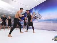 《炫极战》第四期师徒对练 索萨VS刘嘉