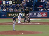 MLB季后赛 克里夫兰印第安人vs多伦多蓝鸟G3 全场录播(中文)
