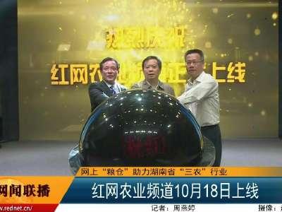 """红网农业频道上线:湖南网上新""""粮仓"""""""