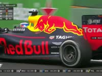 F1墨西哥站正赛:车队TR要求里卡多超车