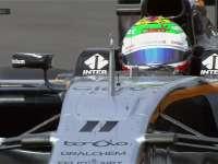 F1墨西哥站正赛:佩雷兹TR抱怨车队策略