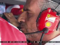F1墨西哥站正赛:莱科宁TR抱怨轮胎抓地力差