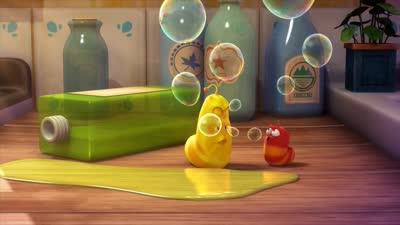 爆笑虫子 第二季02 肥皂泡泡