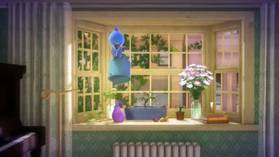 爆笑虫子 第二季25 哈喽,Violet