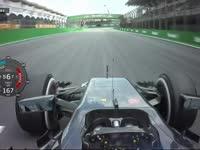 把椅子拿来!F1巴西站FP2:阿隆索赛车故障退赛