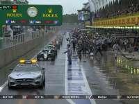 F1巴西站正赛:车手纷纷吐槽赛道状况