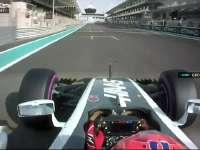 F1阿布扎比站FP3 格罗斯让抱怨赛车不在状态
