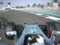 F1阿布扎比站FP3全场回放(现场声)