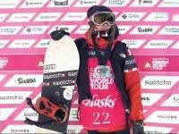 EDGE极限世界之旅 高山滑雪速降赛精彩集锦