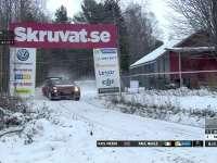 WRC瑞典站SS11:Meeke跳坡战绩不错