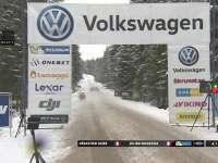 WRC瑞典站SS14全场回顾(英文解说)