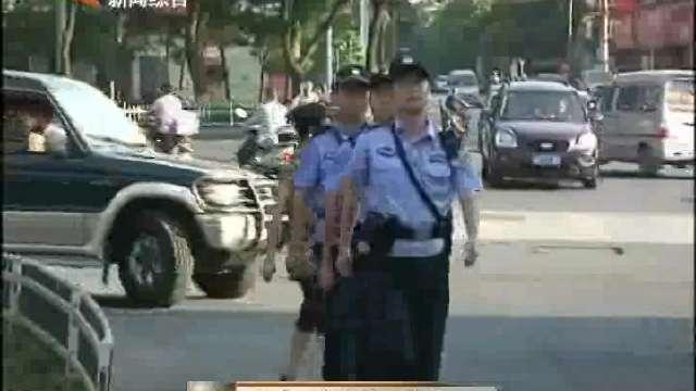 加强警务巡防 为市民营造良好的治安环境