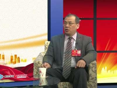 [从头越]嘉宾访谈:全国政协委员潘碧灵
