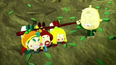 《水果宝贝之水果总动员》首发预告 热血萌果爆笑上线