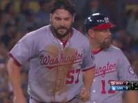 MLB常规赛 华盛顿国民vs洛杉矶道奇 全场录播(英文)