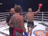 Bellator157第四场 凯文VS贾斯汀
