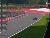 F1奥地利站FP1:科维亚特报告轮胎磨损