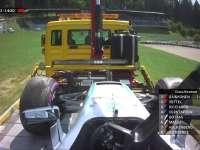 F1奥地利站FP3全场回顾(现场声)