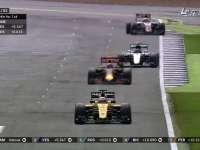 快让让!F1英国站正赛:维斯塔潘被慢车阻挡