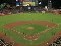 MLB常规赛 纽约大都会vs旧金山巨人 全场录播(英文)