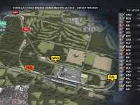 F1意大利站FP2全场回顾(GPS追踪)