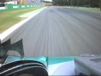 F1意大利站FP3:罗斯伯格错过弯心切过路肩