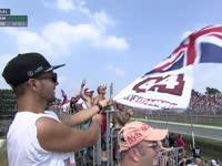 F1意大利站排位赛Q2:梅赛德斯队友成绩对比