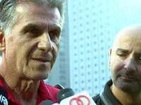 伊朗教练:很高兴与国足较量 已收集观看所有比赛信息