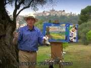 时间背后的风景04:雷诺阿花园古老的橄榄林