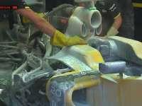 F1马来西亚站FP1:马格努森赛车开始检修一片狼藉