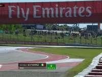再开要散架了?F1美国站FP2:哈斯又掉碎片