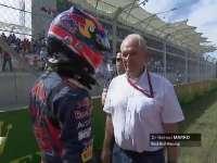 F1美国站正赛:马尔科博士和科维亚特探讨人生