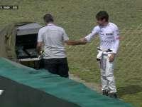 F1巴西站FP2:阿隆索终于玩够了
