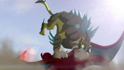 恐龙王第一季02