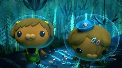 海底小纵队第四季15海底小纵队与海藻怪物迷案