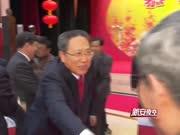 省委省政府举行2017年春节团拜会